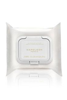Napoleon Perdis Lift Off Makeup Remover Wipes - 25 Wipes