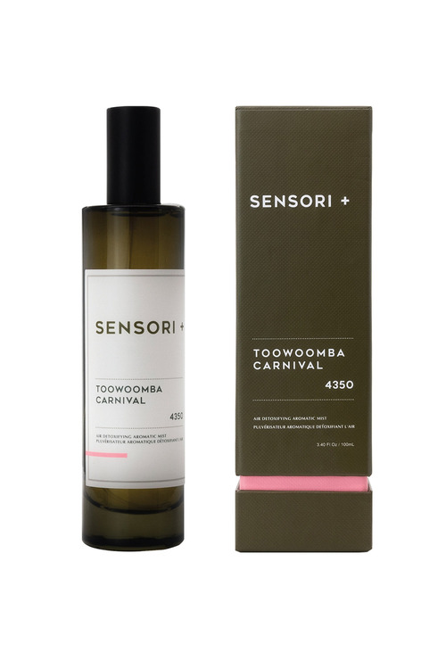 Sensori+ Air Detoxifying Aromatic Mist Toowoomba Carnival