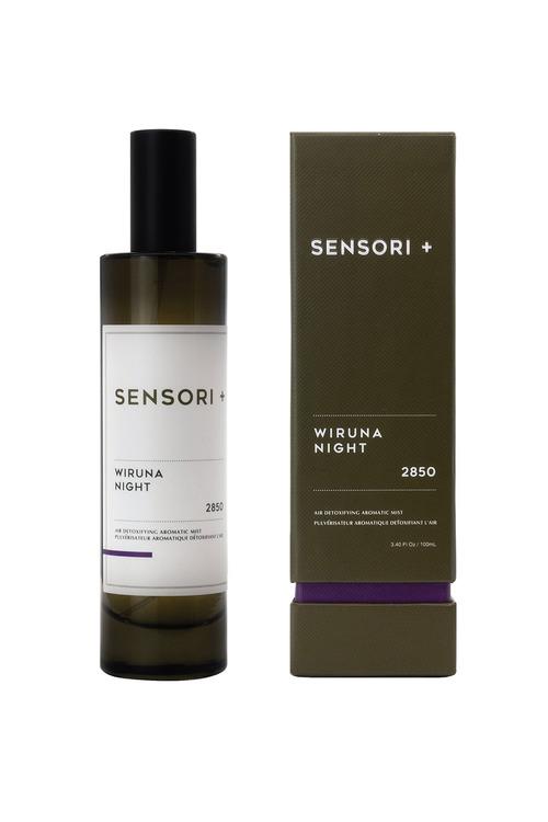 Sensori+ Air Detoxifying Aromatic Mist Wiruna Night