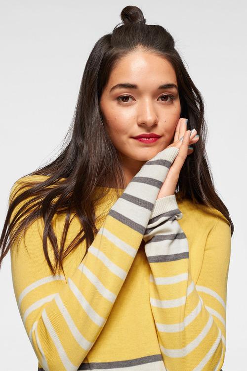 Urban Stripe Sweater