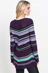 Euro Edit Stripe Knit Jumper