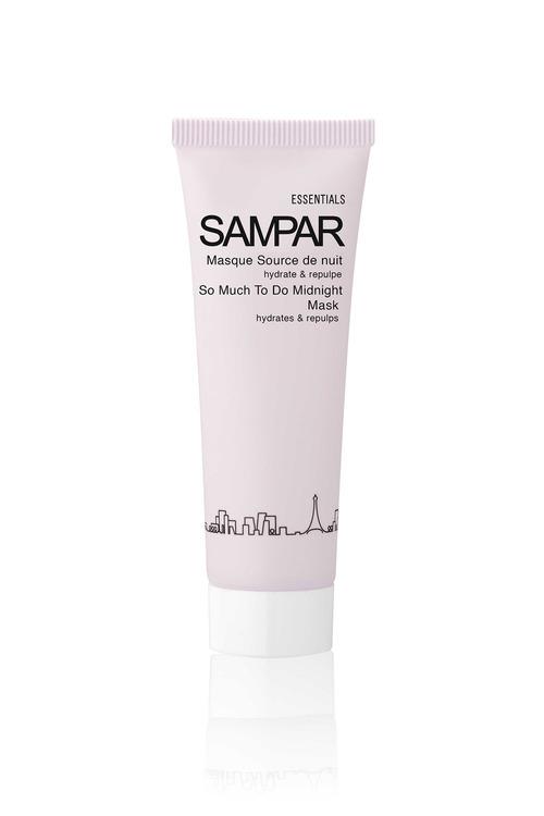 SAMPAR So Much To Dew Midnight Mask