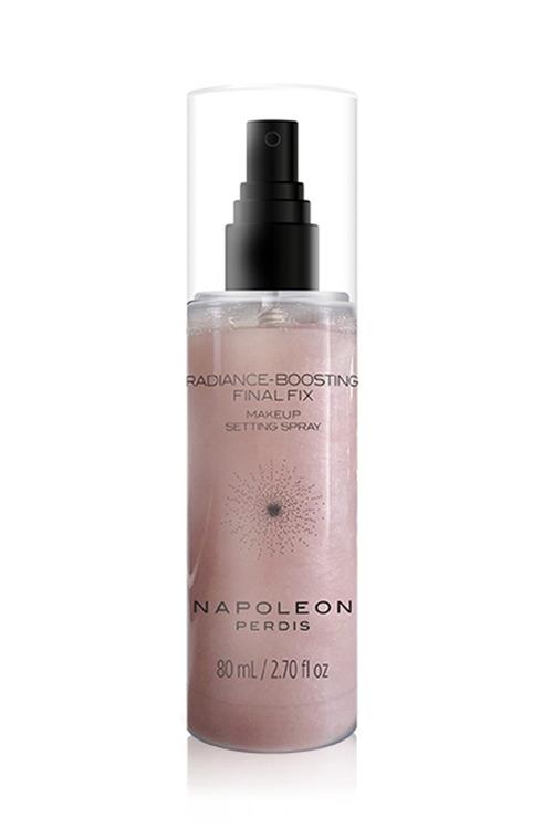 Napoleon Perdis Radiance-Boosting Final Fix Makeup Setting Spray