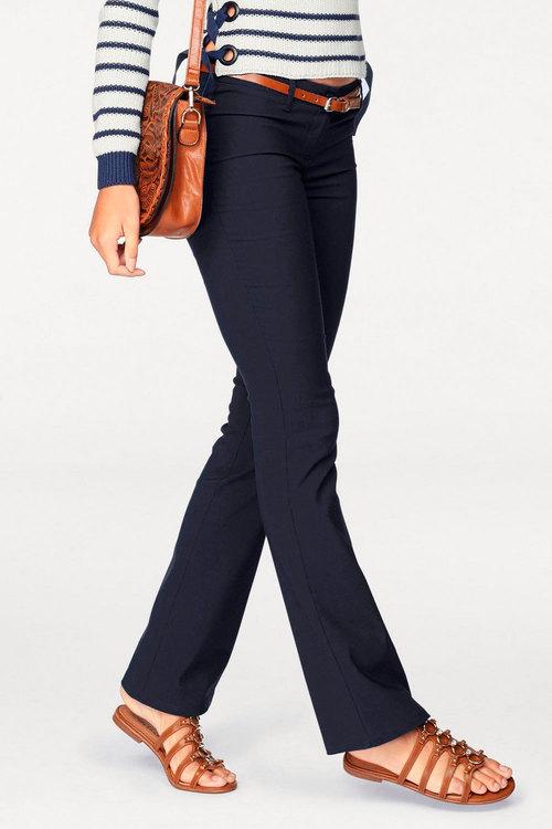 Urban Super Stretch Bootleg Trousers