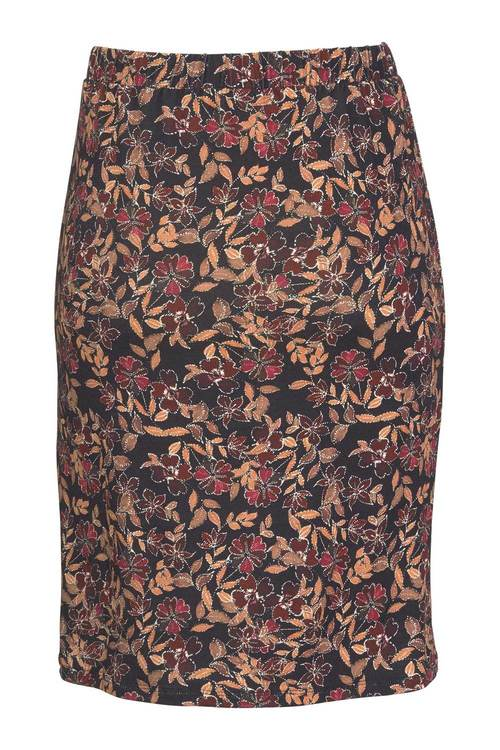 Urban Printed Skirt