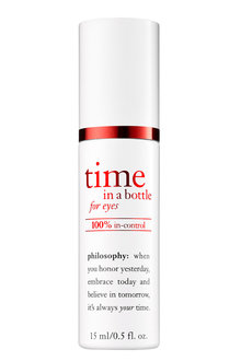 Philosophy Time In A Bottle 100% In-Control Resist Renew Repair Eye Serum