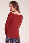 Heine Boat Neck Lush Sweater