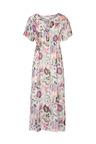 Heine Chiffon Printed Maxi Dress