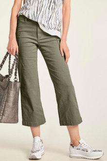 Heine Cropped Wide Leg Jeans - 247458