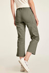 Heine Cropped Wide Leg Jeans