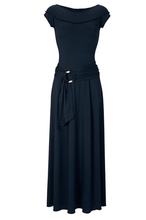 Heine Off Shoulder Maxi Dress