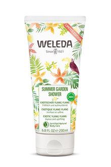 Weleda Summer Garden Shower