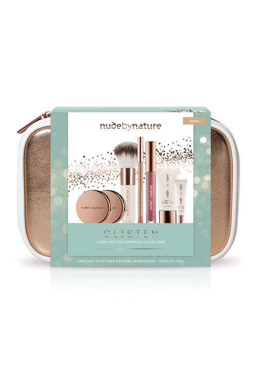 Nude by Nature Glisten Good for You Essential Collection Medium