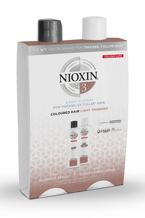 Nioxin Limited Edition System 3 Duo