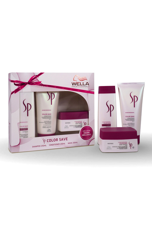 Wella SP Care Color Save Trio Gift Set for Coloured Hair