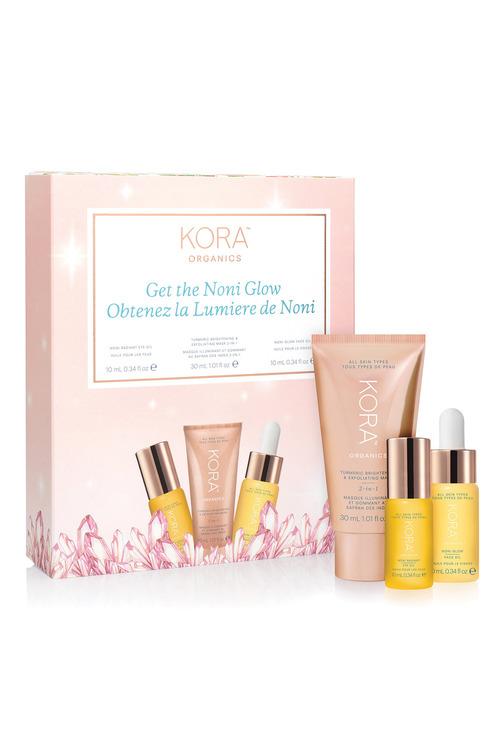 KORA Organics Get The Noni Glow Set