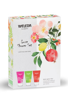 Weleda Luxe Shower Set