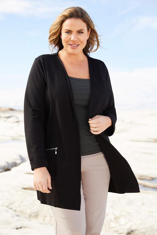 Sara Ponti Zip Jacket