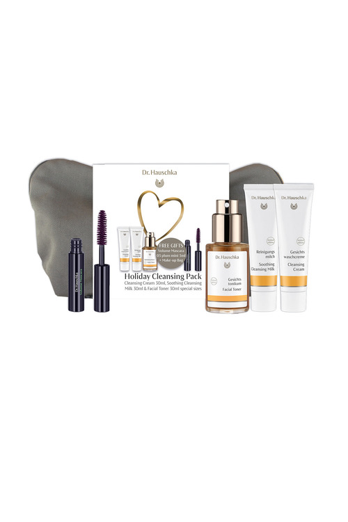 Dr. Hauschka Christmas Holiday Cleansing Pack