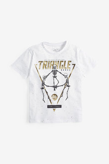 Next Triangle Dance T-Shirt (3-16yrs) - 247772