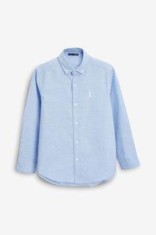 Next Long Sleeve Oxford Shirt (3-16yrs) - 247781