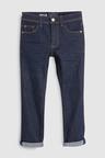 Next Dark Wash Regular Fit Five Pocket Jeans (5-16yrs)