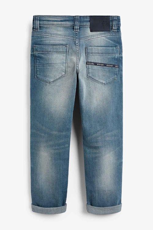 Next Light Blue Regular Jeans (5-16yrs)
