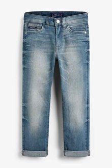 Next Light Blue Regular Jeans - 247800