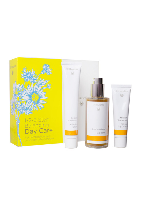 Dr. Hauschka 1-2-3 Step Balancing Day Care Set