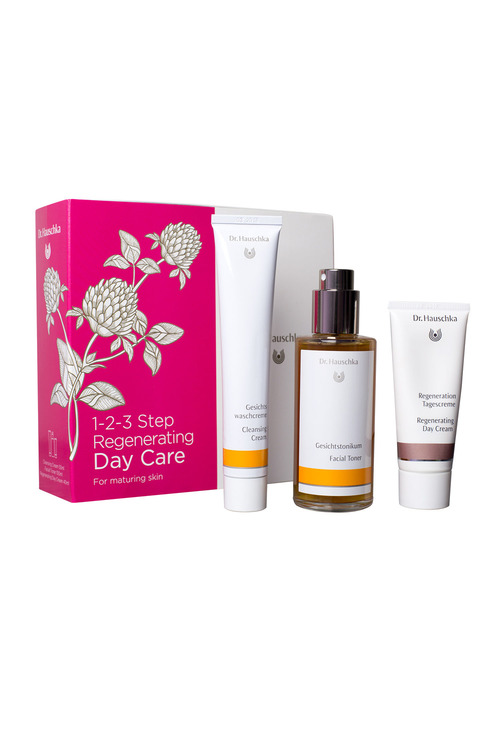 Dr. Hauschka 1-2-3 Step Regenerating Day Care Set