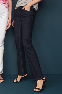 Next Rinse Boot Cut Jeans - 247851