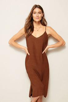 Grace Hill Slip Dress - 247983