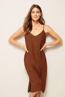 Grace Hill Slip Dress - 247983