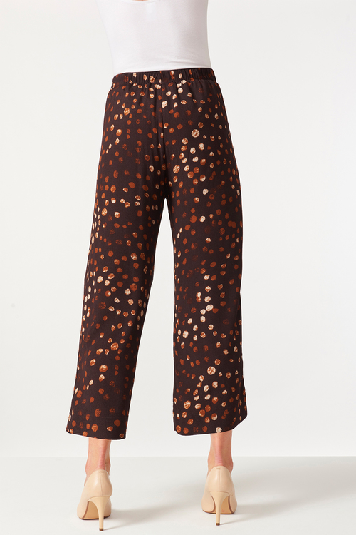 Grace Hill Straight Cropped Pants