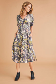 Capture Midi Dress - 248047