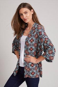 Capture Kimono Jacket - 248053