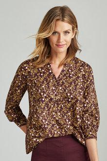 Capture 3/4 Sleeve Shirt - 248068