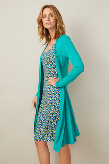 Capture 2-in-1 Cardi Dress - 248071