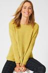 Capture Chenille Drop Shoulder Sweater