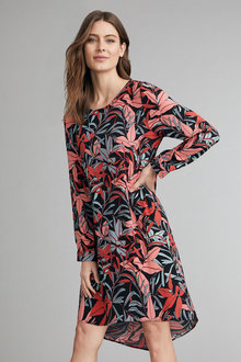 Capture Long Sleeve Shift Dress - 248079