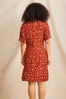 Emerge Short Sleeve Shirt Dress