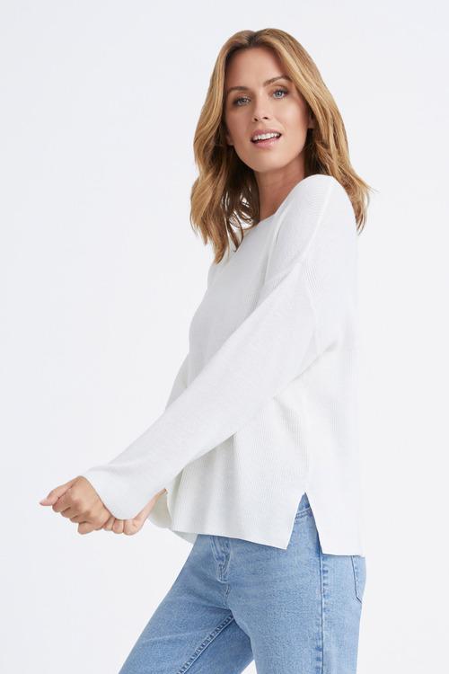 Emerge Rib Sweater