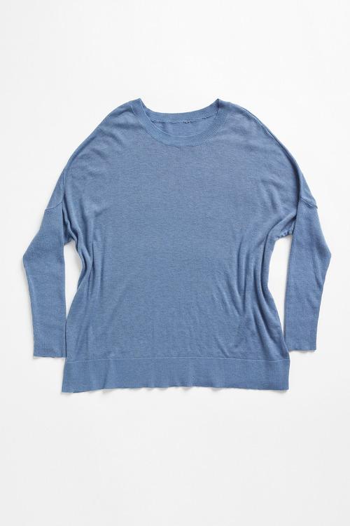 Emerge Rib Sleeve Sweater