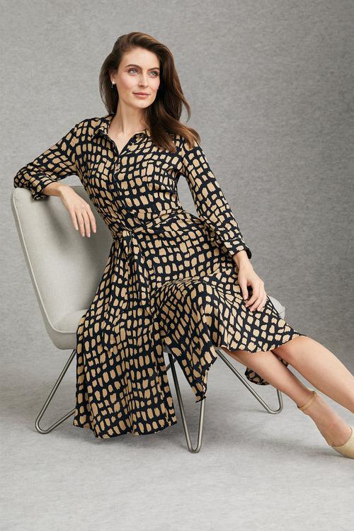 Grace Hill Shirt Dress