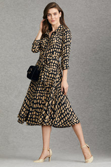 Grace Hill Shirt Dress