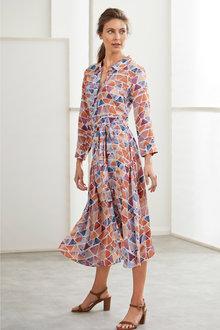 Grace Hill Shirt Dress - 248169