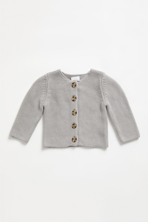 Pumpkin Patch Baby Button Through Cardigan