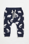 Pumpkin Patch Fleece Woodland Jogger