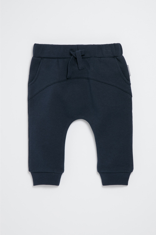 Pumpkin Patch Fleece Bear Joggers