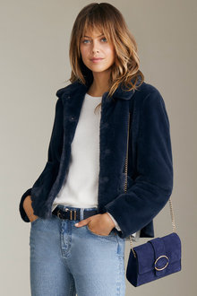 Emerge Faux Fur Jacket